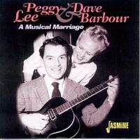 A Musical Marriage-Peggy Lee & Dave Barbour-CD