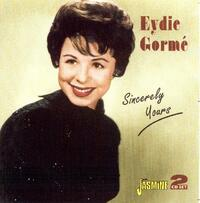 Sincerely Yours-Eydie Gorme-CD