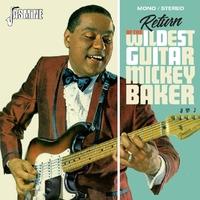 Return Of The Wildest Guitar-Mickey Baker-CD