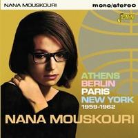 Athens, Berlin, Paris, New York 1959-1962-Nana Mouskouri-CD