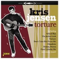 Torture-Kris Jensen-CD