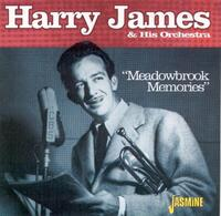 Meadowbrook Memories-Harry James & His Orchestra-CD