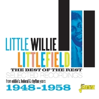The Best Of The Erst. Selected Recordings From Edd-Little Willie Littlefield-CD