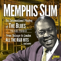 The International Playboy Of The Blues 1948-1960-Memphis Slim-CD