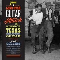 Lone Star Guitar Attack-Albert Collins & The Kings Of Texas Blues Guitar-CD