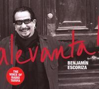 Alevanta!-Benjamin Escoriza-CD