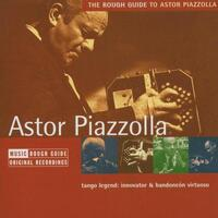Astor Piazzolla. The Rough Guide-Astor Piazzolla-CD
