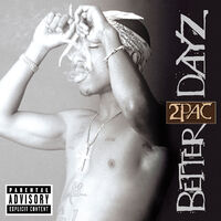 Better Dayz-2Pac-CD
