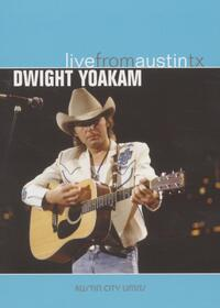 Live From Austin TX-DVD