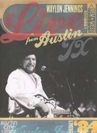 Live From Austin TX -2--DVD