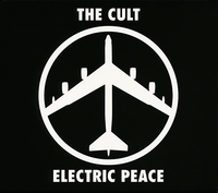 Electric Peace-Cult-CD
