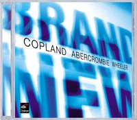 Brand New-John Abercrombie, Kenny Wheeler, Marc Copland-CD