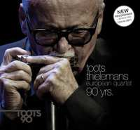 90 Yrs. (1CD+1DVD)-Toots Thielemans European Quartet-CD