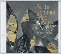 Where Is Now?-Michael Bucher-CD