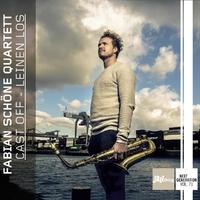 Cast Off - Leinen Los - Jazz Thing Next Generation-Fabian Schoene Quartet-CD