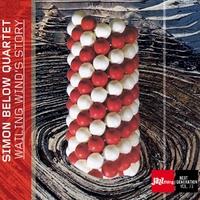 Wailing Wind's Story-Simon Below Quartet-CD