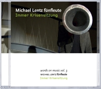 Immer Krisensitzung-Axel Kühn & Michael Lentz-CD