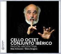 Pasion Argentina-Cello Octet Conjunto Iberico-CD