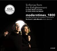 Sinfonias From The Enlightenment-Moderntimes_1800-CD