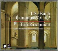 Complete Bach Cantatas Vol. 12-The Amsterdam Baroque Orchestra, Ton Koopman-CD