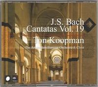 Complete Bach Cantatas Vol. 19-The Amsterdam Baroque Orchestra, Ton Koopman-CD