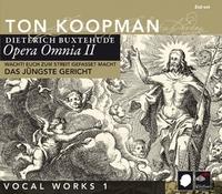 Opera Omnia II - Das Jüngste Gericht-The Amsterdam Baroque Orchestra, Ton Koopman-CD