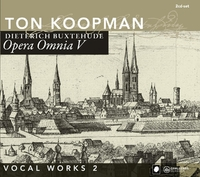Opera Omnia V, Vocal Works II-The Amsterdam Baroque Orchestra, Ton Koopman-CD