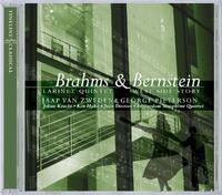 Brahms & Bernstein-George Pieterson, Jaap van Zweden-CD