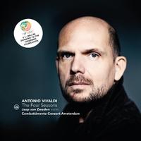 The Four Seasons-Jaap van Zweden-CD