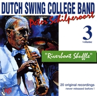 Riverboat Shuffle (Vol. 3)-Dutch Swing College Band-CD