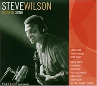 Soulful Song-Steve Wilson-CD
