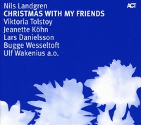Christmas With My Friends-Nils Landgren-CD