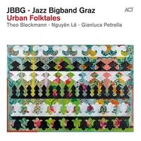 Urban Folktales-JBBG - Jazz Bigband Graz-CD