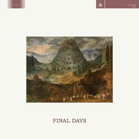 Final Days-Cult Of Youth-LP