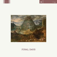 Final Days-Cult Of Youth-CD