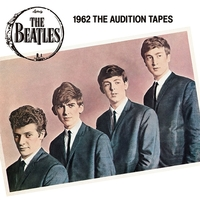 1692 The Audition Tapes-The Beatles-CD