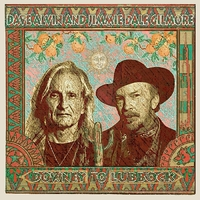 Downey To Lubbock-Dave Alvin & Jimmie Dale-LP