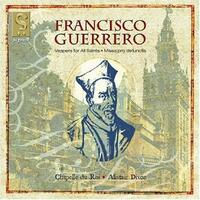 Music For Vespers And The Requiem-Chapelle Du Roi-CD