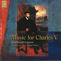 Music For Charles V-Chapelle Du Roi-CD