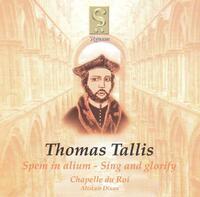 Spem In Alium - Sing And Glorify-Chapelle Du Roi-CD