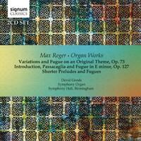 Reger: Organ Works-David Goode-CD