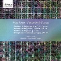 Fantasias & Fugues-David Goode-CD