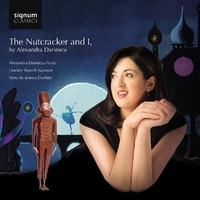 The Nutcracker And I, By Alexandra Dariescu-Alexandra Dariescu-CD
