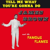 Tell Me What You're Gonna Do-James Brown-LP