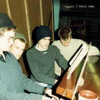 First Demo-Fugazi-CD