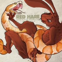 Little Acts Of Destruction-Red Hare-CD
