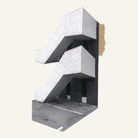 The Horizon Just Laughed-Damien Jurado-LP