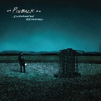 Information Retrieved-Pinback-CD