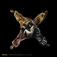 Black Tar Prophecies Vol. 4, 5 & 6-Grails-CD