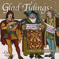 Glad Tidings Carols For Christmas-Singscape-CD